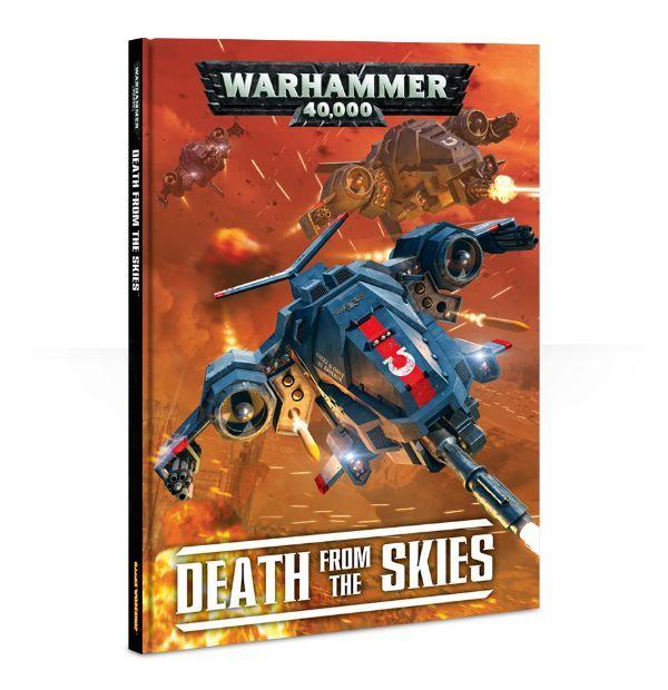 Предварительный заказ на новые самолёты, книгу Death From the Skies и фирменные кубы!