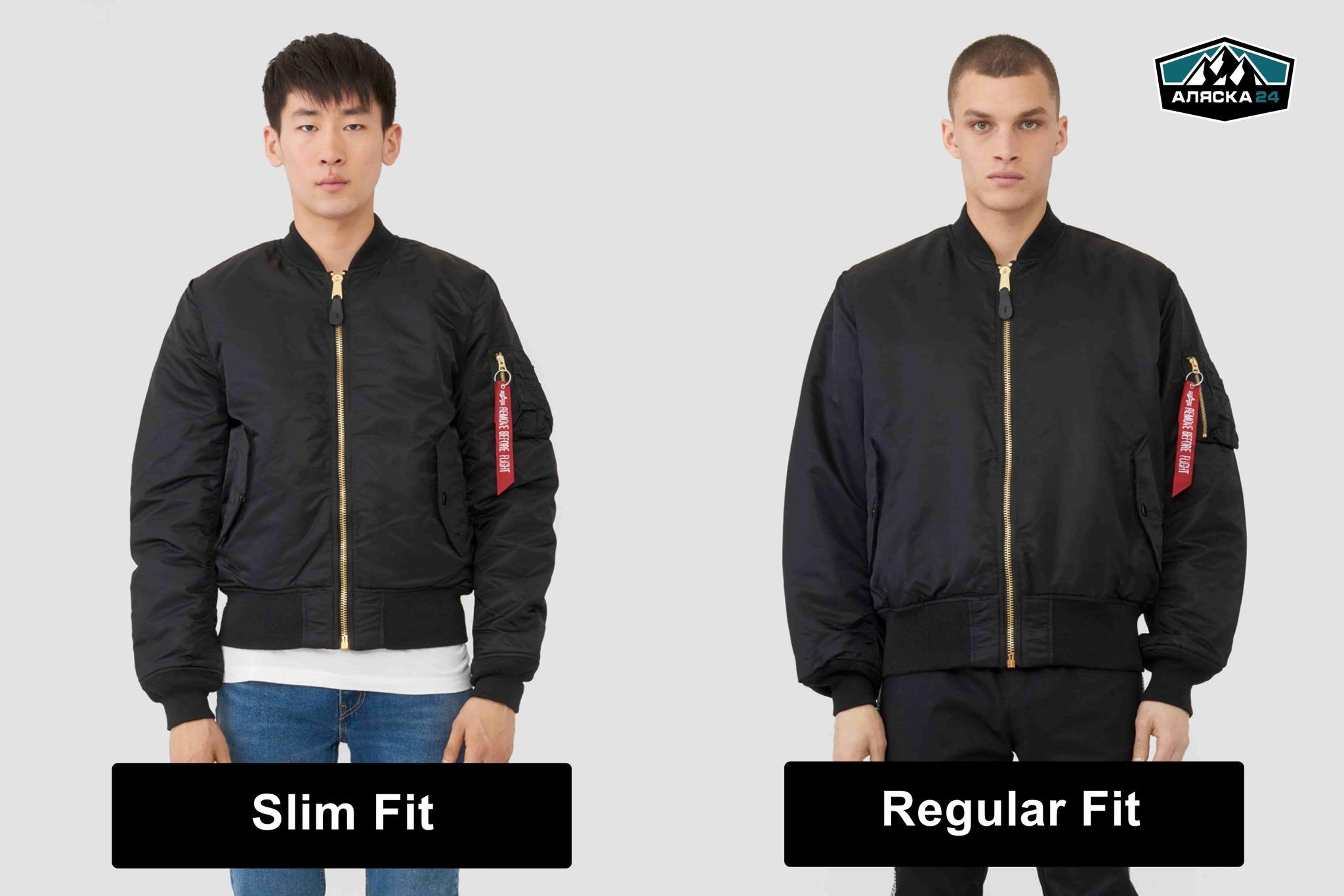 Slim fit или Regular? В чем отличия?