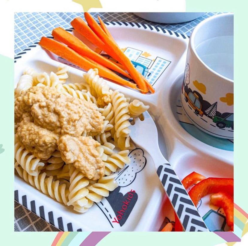 Мясное пюре с морковью для деток (8+ мес.)⠀
