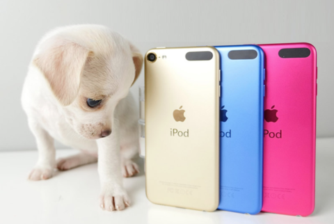 Обзор Apple iPod Touch 6 Gen