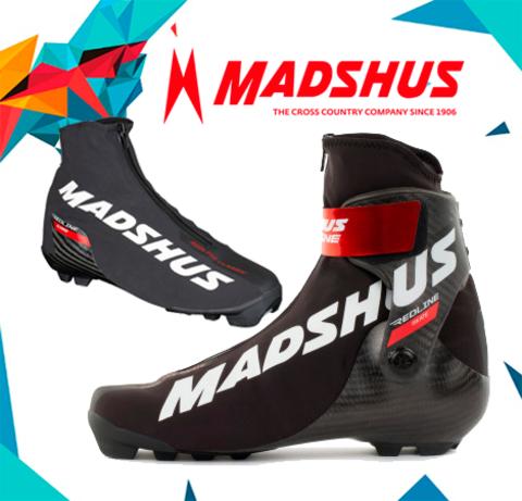 В магазине Skimir стартовал весенний предзаказ лыжных ботинок MADSHUS REDLINE Skate, Skiathlon, Classic