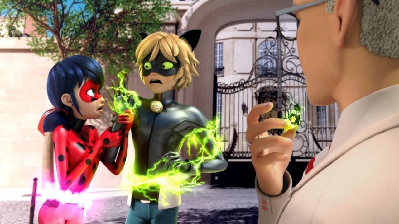 Серия, где Леди Баг и Супер Кот снимают маски! Дождались!