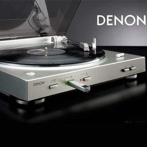 Акция на Denon DP-200USB