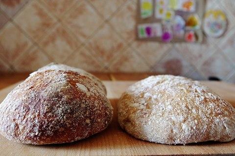 Хлеб любит погорячее