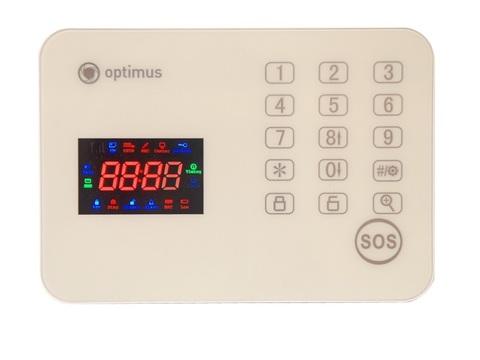Беспроводная GSM сигнализация Optimus AG-200