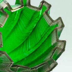 Компания Micron3DP разработала первый 3D-принтер высокого разрешения печатающий стеклом