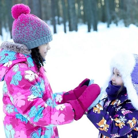 Зимние комплекты Premont 19/20 для девочки