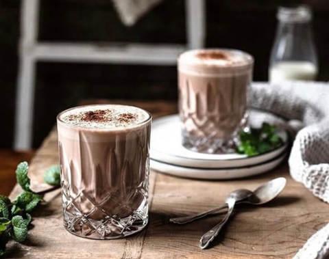 Напиток Молочный шоколад