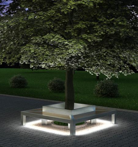 TRIF-MEBEL | Садово парковая мебель из металла и дерева от российского производителя