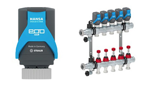 Интеллектуальный блок компании STRAUB KG балансирует гидравлику отопления