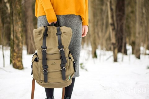 Видео обзор рюкзака Grizzly/Keniya