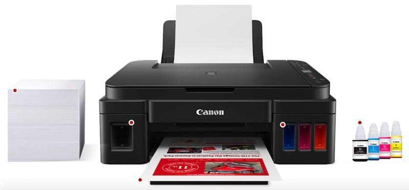 Формула выгодной печати с Canon PIXMA G