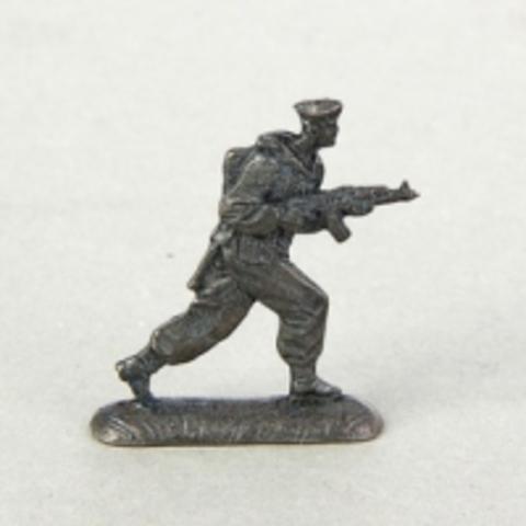 В продажу поступили оловянные солдатики.