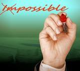 Мы точно знаем, невозможное - возможно!