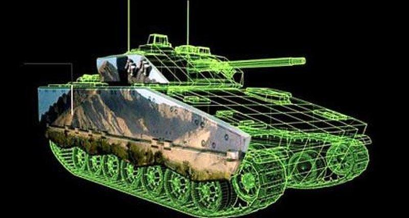 Штаты пророчат создание танков-«невидимок»