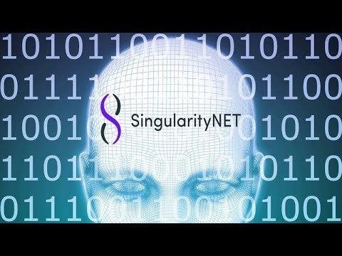 Криптовалюта SingularityNET (AGI) обзор. Прогноз по SingularityNET (AGI) на 2018