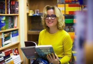 Нигяр Кочарли о проблемах наших авторов, бестселлерах и знакомстве с книгами «вслепую»