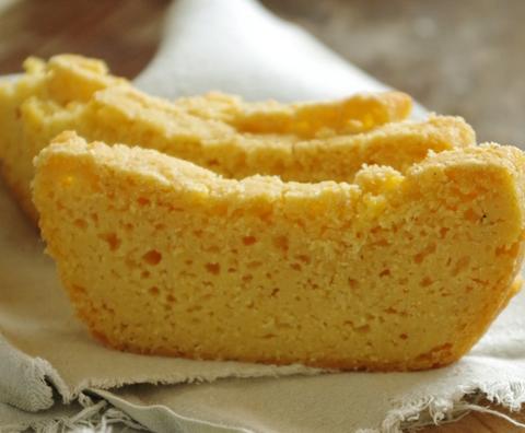 Mais Brot, glutenfreies/Кукурузный хлеб, безглютеновый