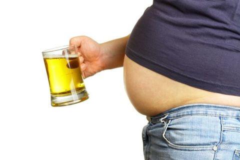 Пью пиво и худею