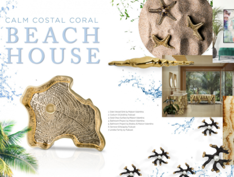 CALM COSTAL CORAL – BEACH HOUSE