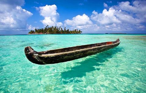 34 курорта, где самая прозрачная вода