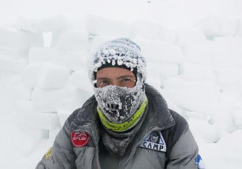 Фильм о зимнем походе Urubko CAMP на Мунку-Сардык