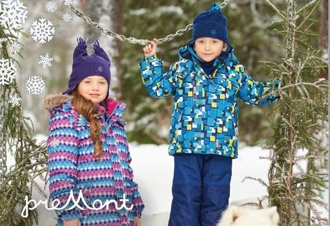 Обзор зимней коллекции Premont 2017-2018