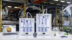 Знакомьтесь - новый флагман среди 3Д принтеров ULTIMAKER 3!