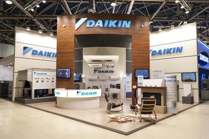 Daikin: II квартал стал рекордным по продажам кондиционеров