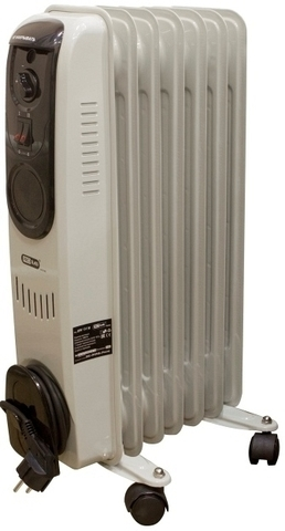 Добавились электрические радиаторы