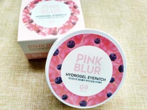 Розовые лепесточки от BERRISOM G9 идеальны для кожи под глазами и носогубных складок