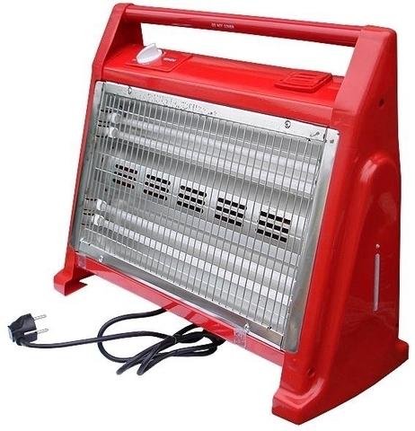 Мы добавили инфракрасные обогреватели