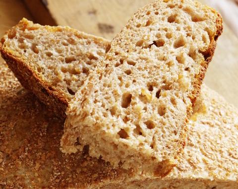 Ароматный хлеб с пшеницей