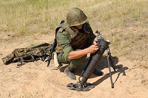 «Галл» - оружие «российских коммандос»