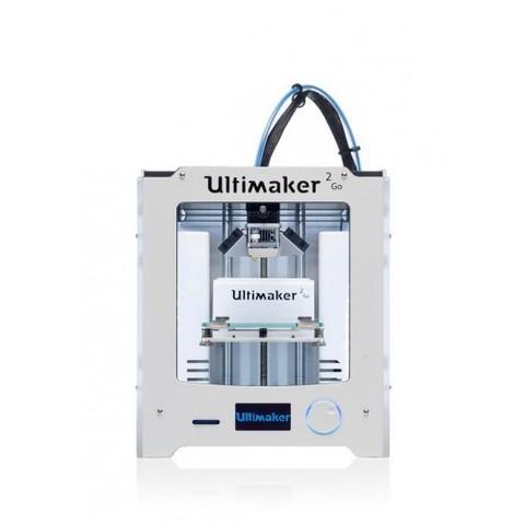 Обзор 3D-принтера Ultimaker 2 Go - компактного и качественного 3D-принтера для дома