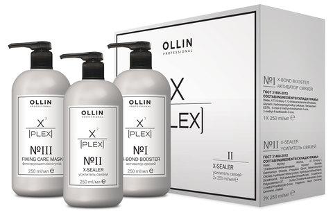 Серия OLLIN X-PLEX.