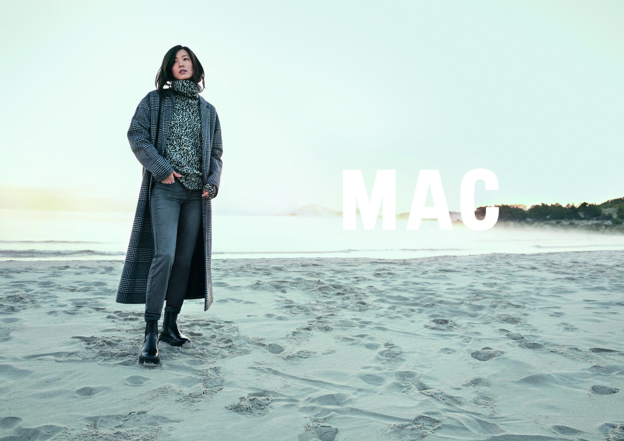 New collection MAC осень-зима 2018.