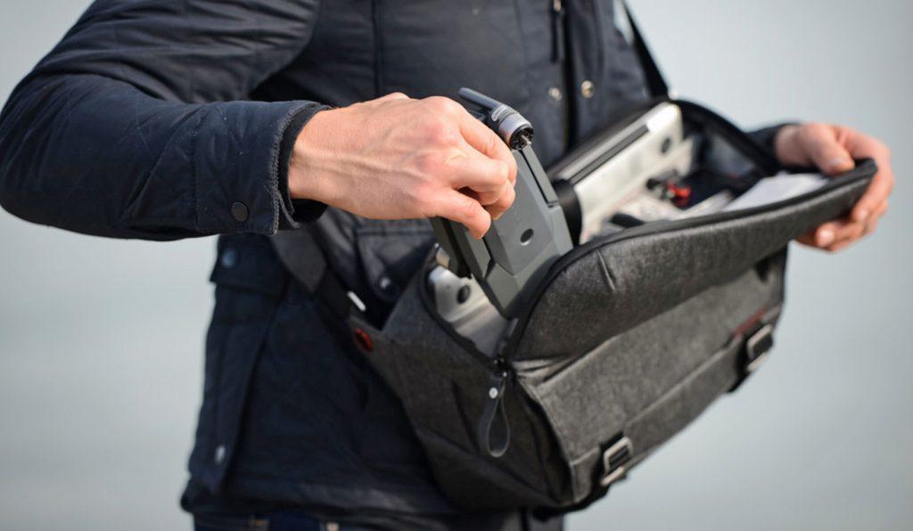 Обзор компактной сумки Peak Design Everyday Sling 10L