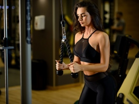 Фитнес / йога / спорт - особенности при выборе спортивных лосин
