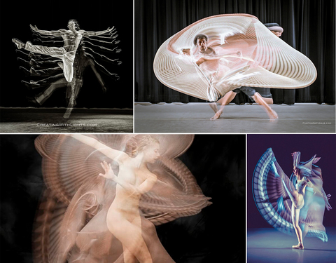 Creative Techniques to Inspire Your Ballet Photography: Stroboscopic Photography