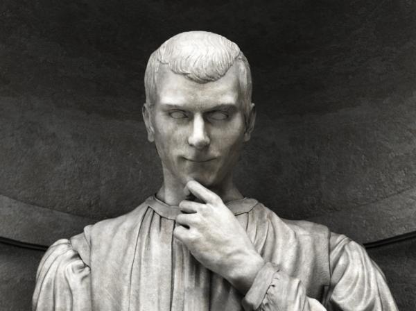 Никколо Макиавелли: последнее Евангелие