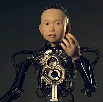 Робот Ибуки – полноправный компаньон человека
