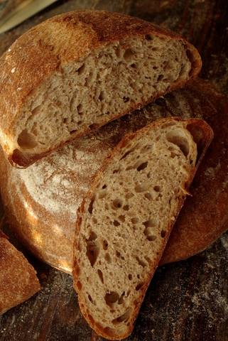 Цельнозерновой пшеничный хлеб, Peter Reinhart