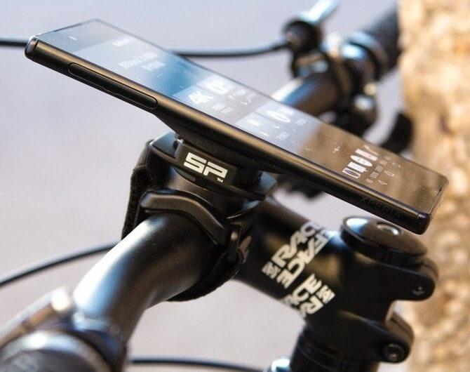 Универсальное крепление для смартфонов SP Universal Interface