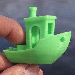 Тестовая модель 3DBenchy — кораблик для калибровки 3D-принтера