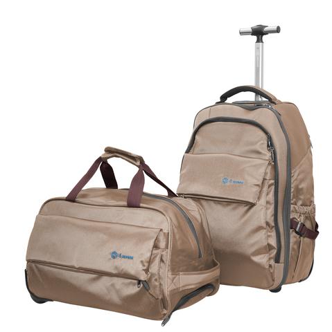 Дорожная сумка рюкзак на колесах с выдвижной ручкой: выбираем правильно