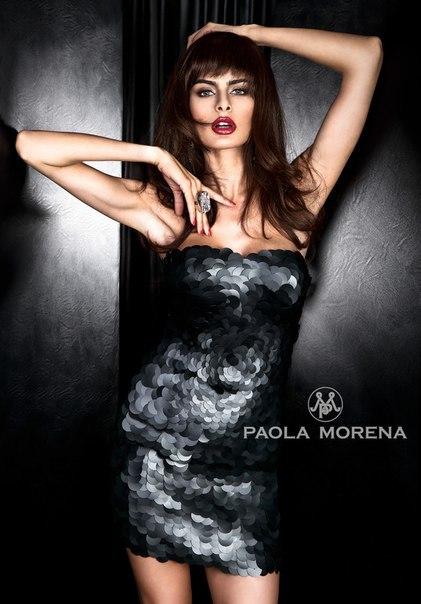Поступление новой коллекции коктейльных и офисных платьев от Paola Morena