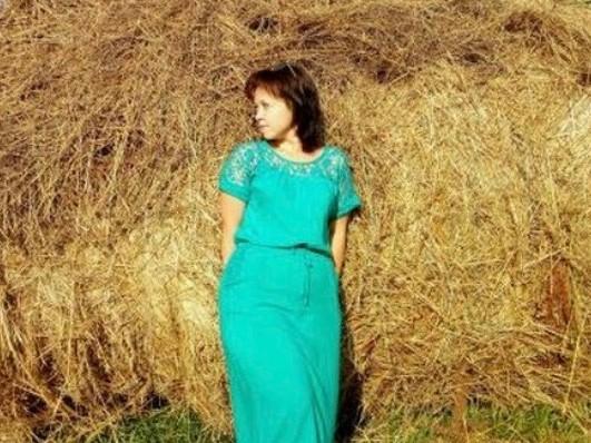 Отзыв о платье (нет на сайте 46)