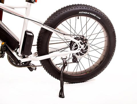 Электровелосипед, на спицах или литых дисках что лучше?