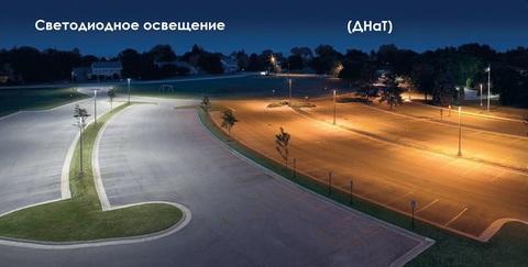 Замена традиционных ламп ДРЛ, ДРИ и ДНАТ в светильниках на светодиодные светильники